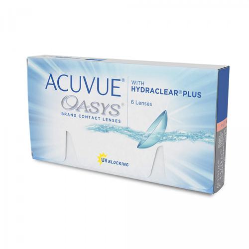 Фото Промо набор Acuvue Oasys 6 pk + RevitaLens