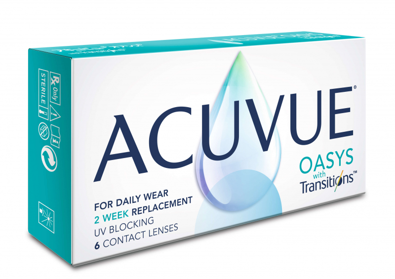 Фото Acuvue OASYS with Transitions