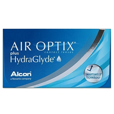 Фото Air Optix HydraGlyde 3 pk