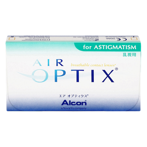 Фото Air Optix for Astigmatism