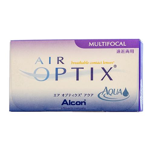 Фото Air Optix Aqua MultiFocal