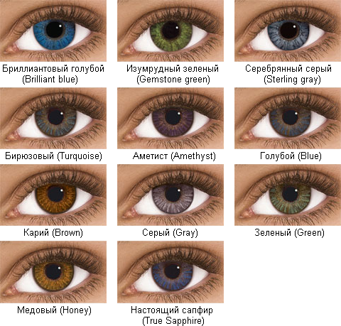 Фото FreshLook ColorBlends