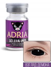 Adria sclera pro Demon look